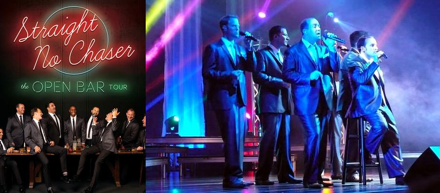 Straight No Chaser at Indiana University Auditorium