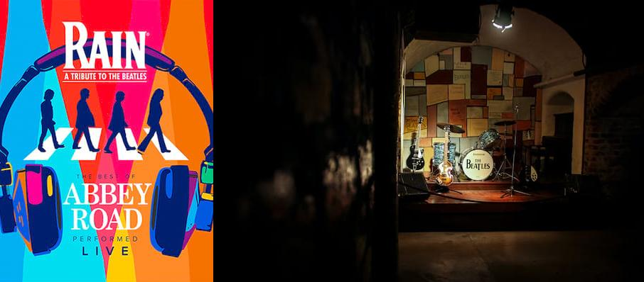 Rain - A Tribute to the Beatles at Indiana University Auditorium