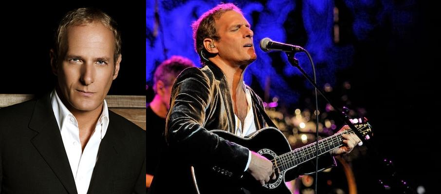 Michael Bolton at Brown County Music Center