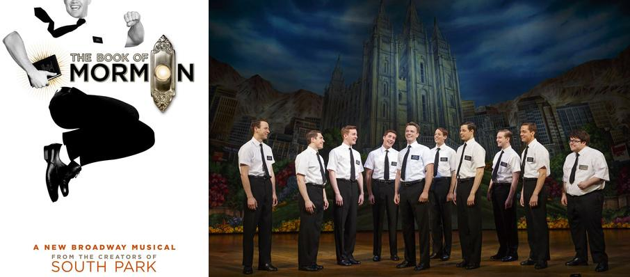 The Book of Mormon at Indiana University Auditorium