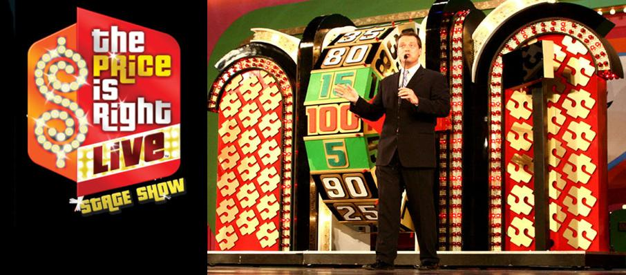 The Price Is Right - Live Stage Show at Brown County Music Center