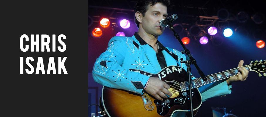 Chris Isaak at Brown County Music Center