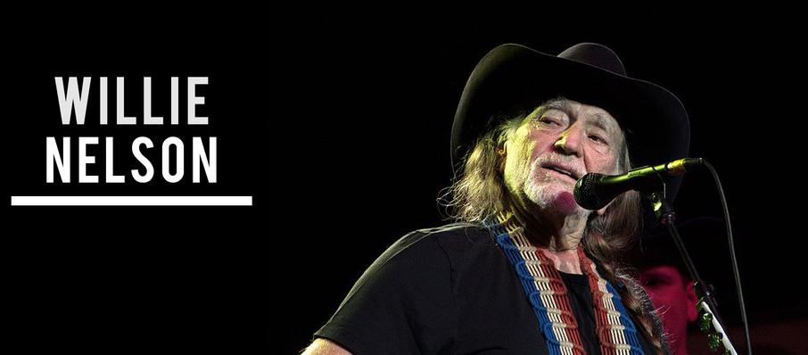 Willie Nelson at Brown County Music Center