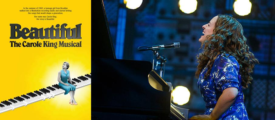 Beautiful: The Carole King Musical at Indiana University Auditorium