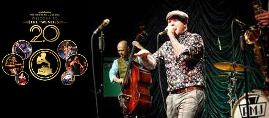 Postmodern Jukebox at Brown County Music Center