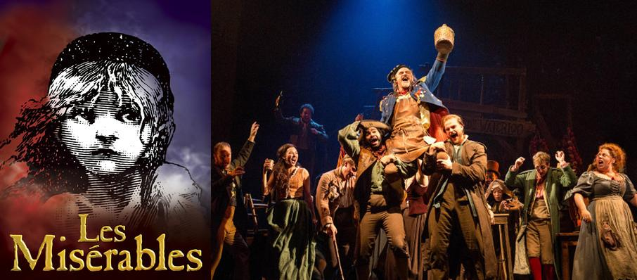 Les Miserables at Indiana University Auditorium