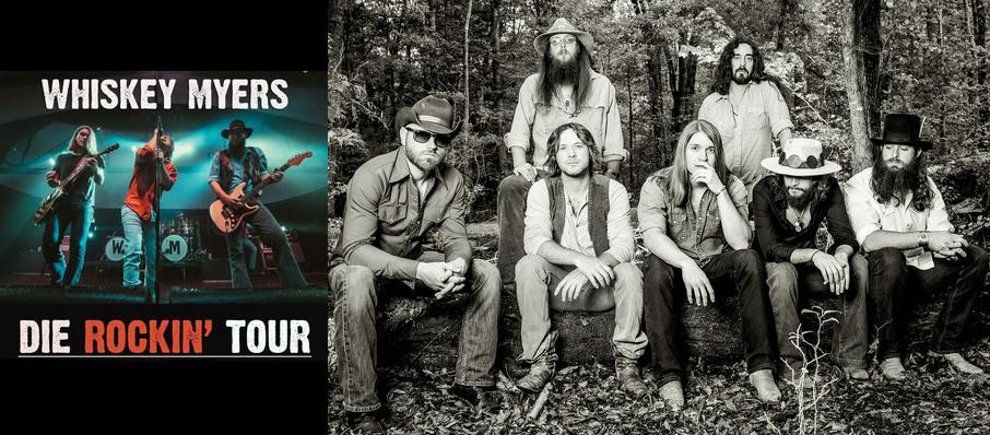 Whiskey Myers at Brown County Music Center