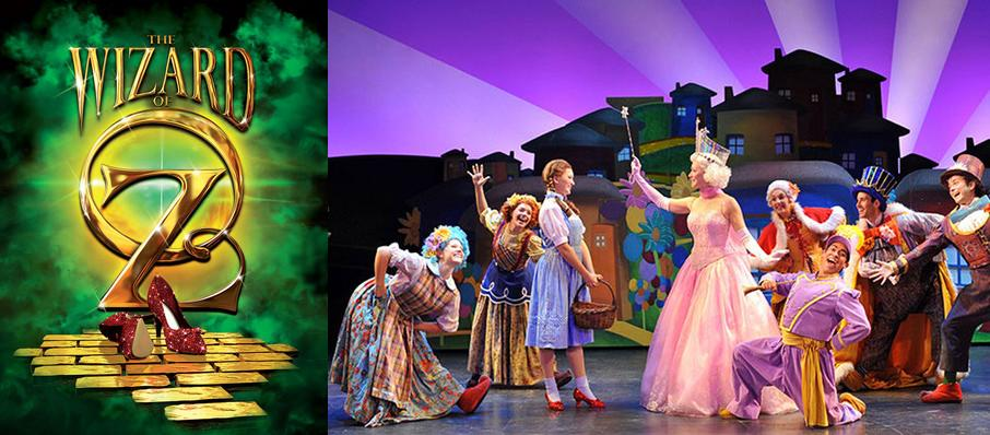 The Wizard of Oz at Indiana University Auditorium