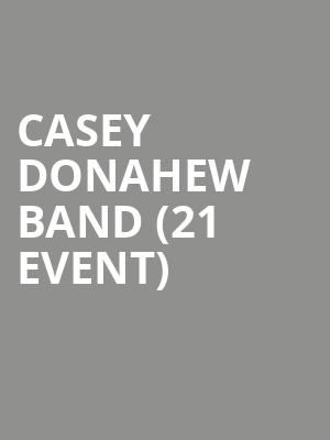 Casey Donahew Band (21+ Event) at Bluebird Nightclub