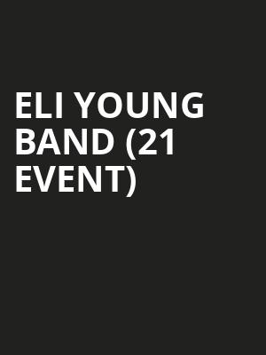 Eli Young Band (21+ Event) at Bluebird Nightclub